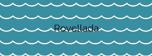 Información de la Playa Rovellada en Colera
