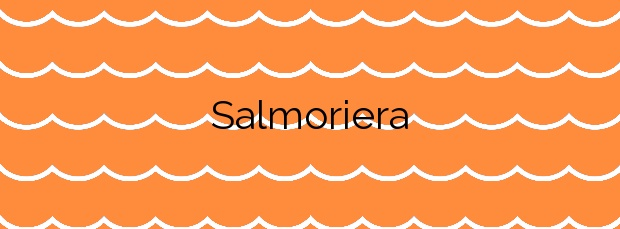 Información de la Playa Salmoriera en Colunga