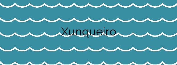 Información de la Playa Xunqueiro en Vigo